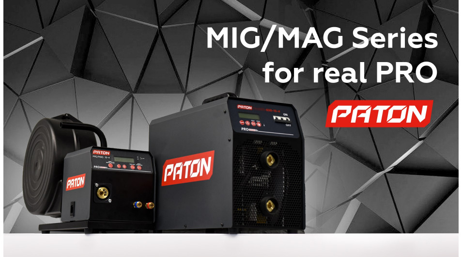 MIG/MAG SERIES FOR REAL PRO!2
