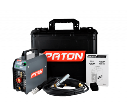 Зварювальний апарат PATON™ ECO-160-C + кейс