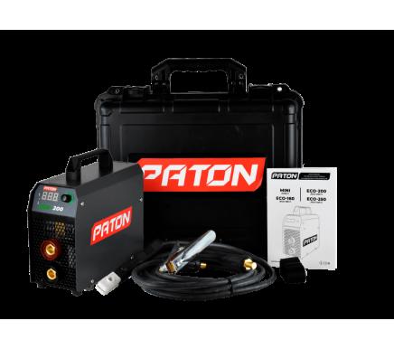 Inverter rectifiers PATON™ ECO-200-С + case