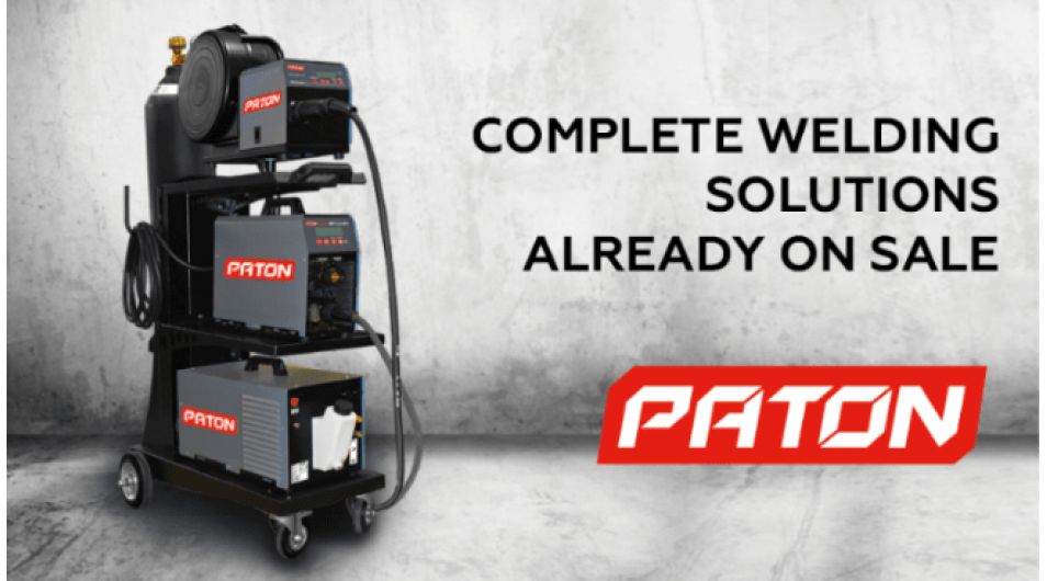 COMPLETE WELDING SOLUTIONS ALREADY ON SALE!2
