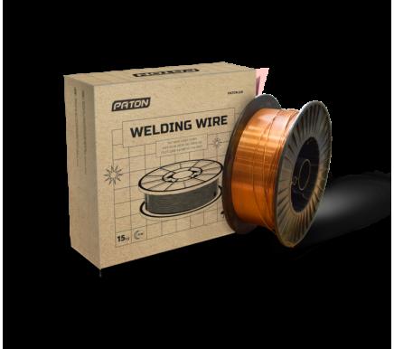 Welding wire ER70-S6, Ø 1,2 mm, 15 kg